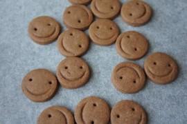 ニコちゃんクッキー